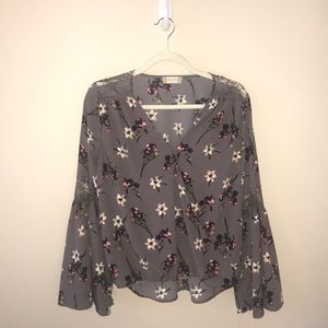 Altr'd State long sleeve blouse
